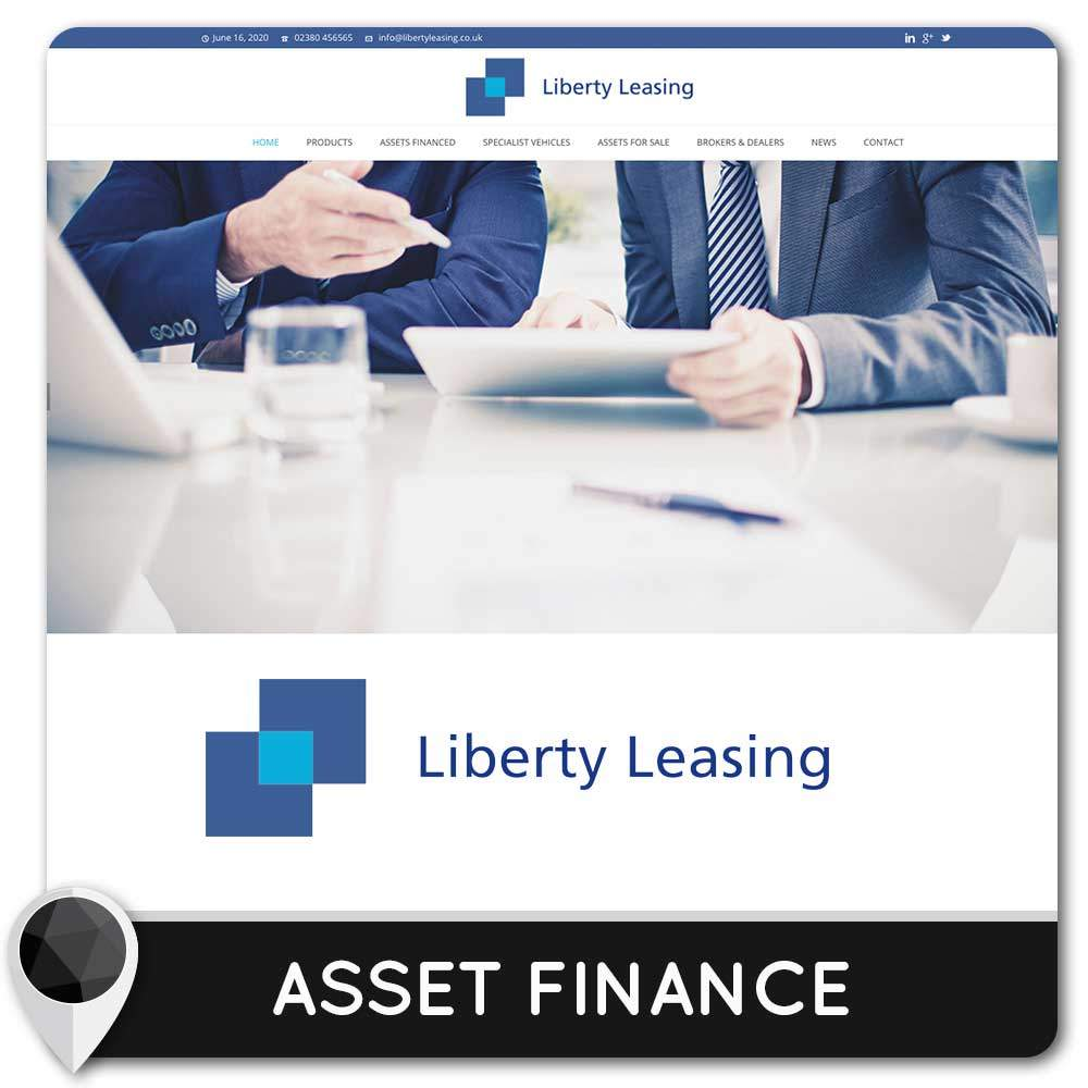 Asset Finance Company Hampshire