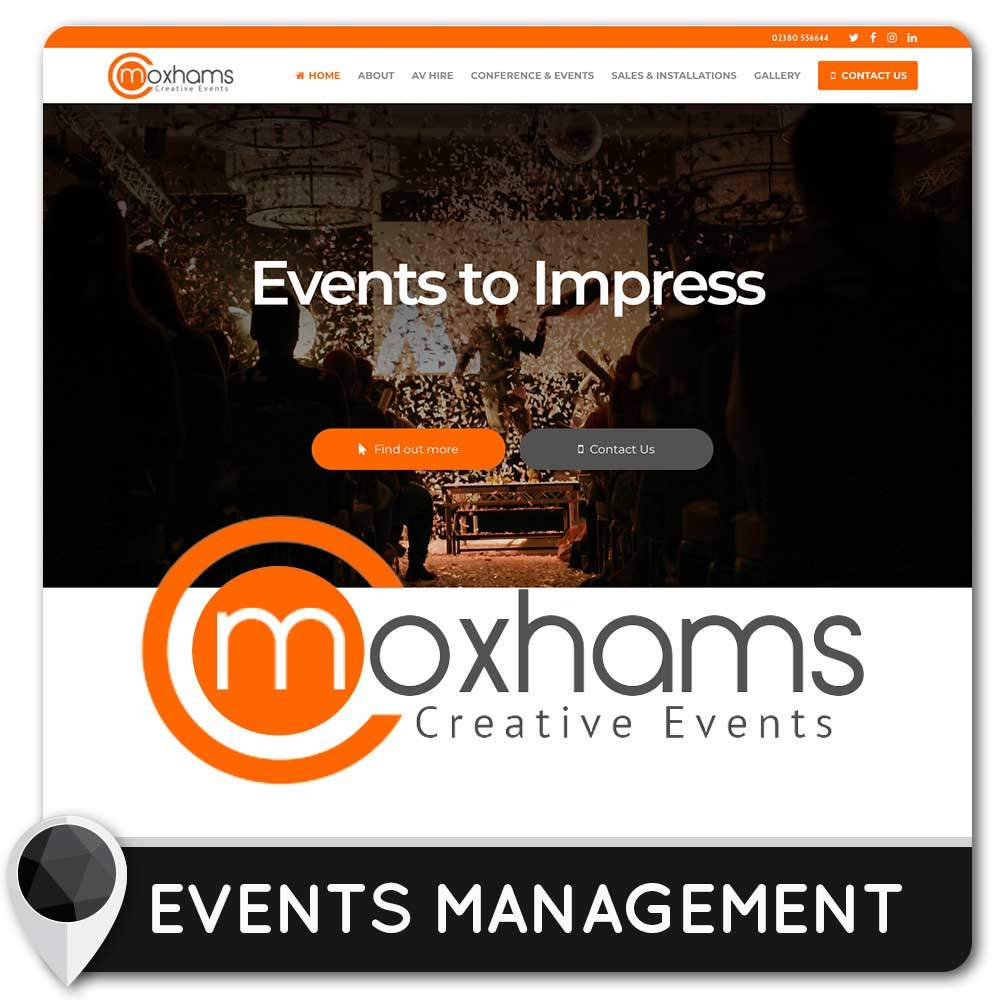 Events Management Company
