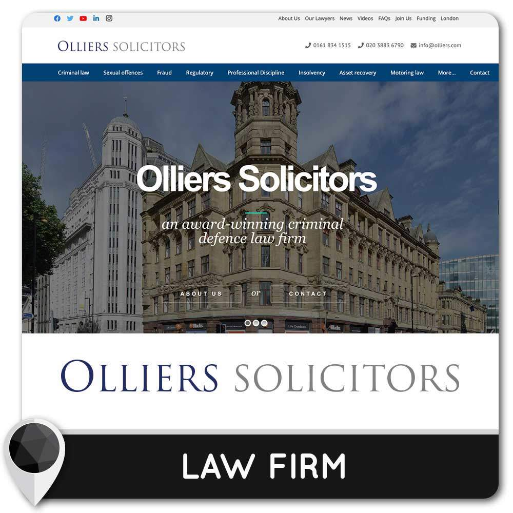 Criminal Law Firm UK
