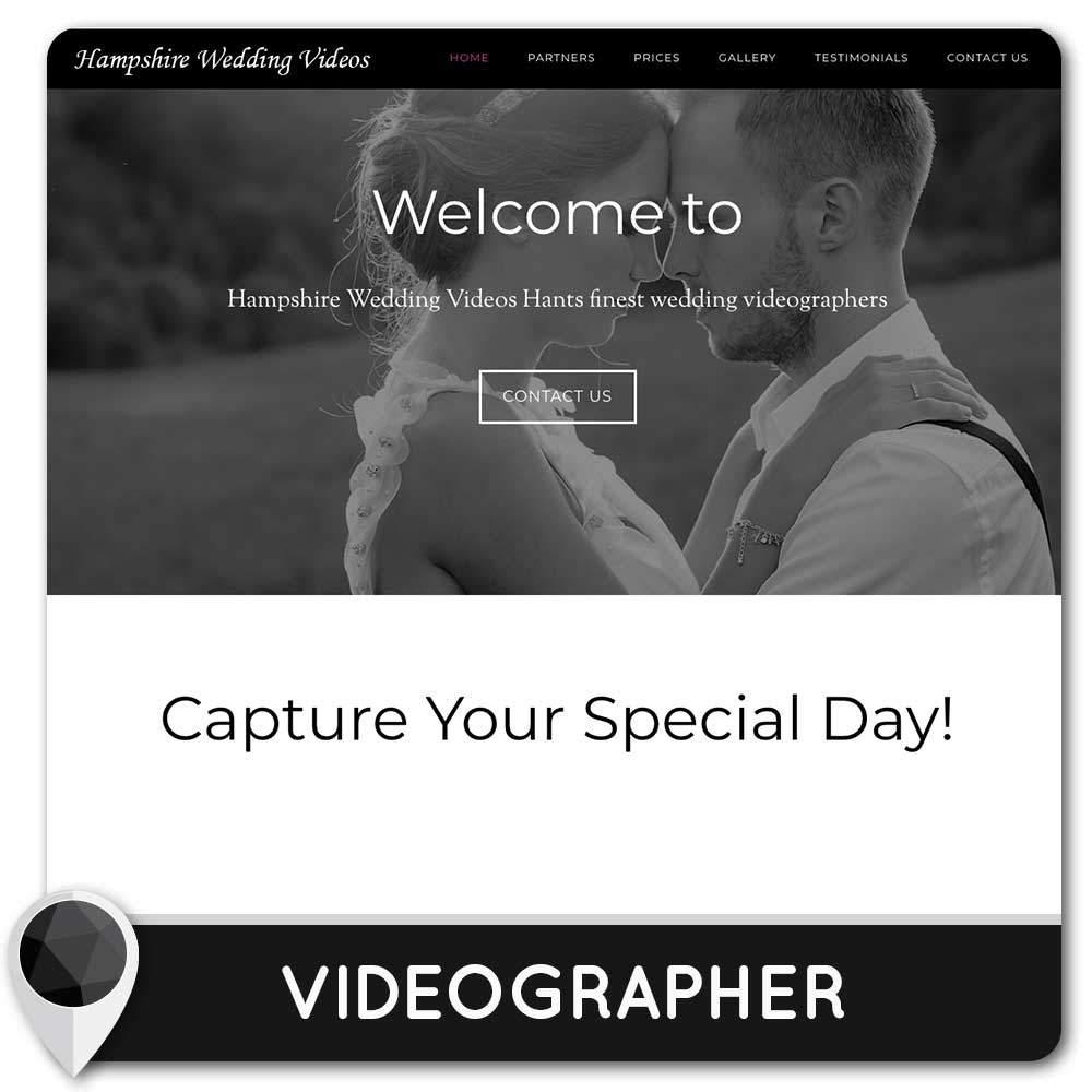 Wedding Videographer Hampshire