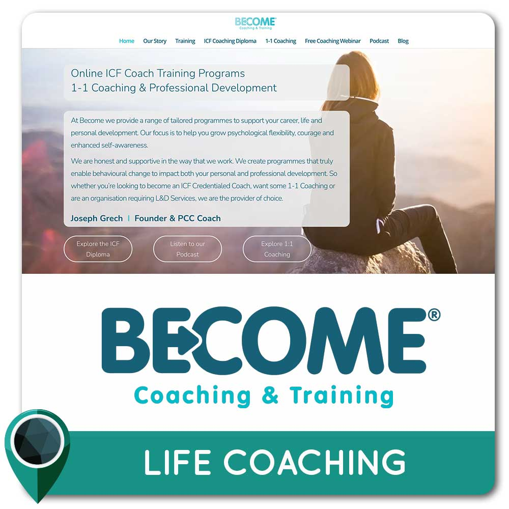 icf accredited life coaching programs online