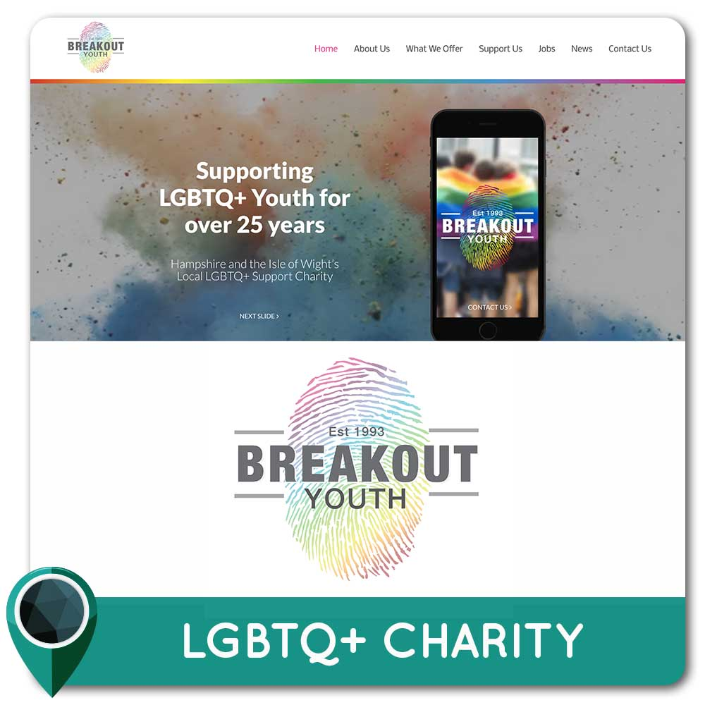 LGBTQ+ Charity Hampshire