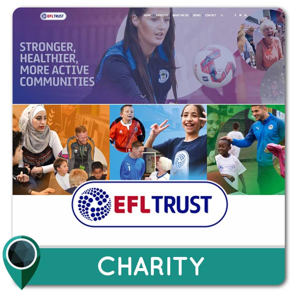 EFL Trust Charity UK