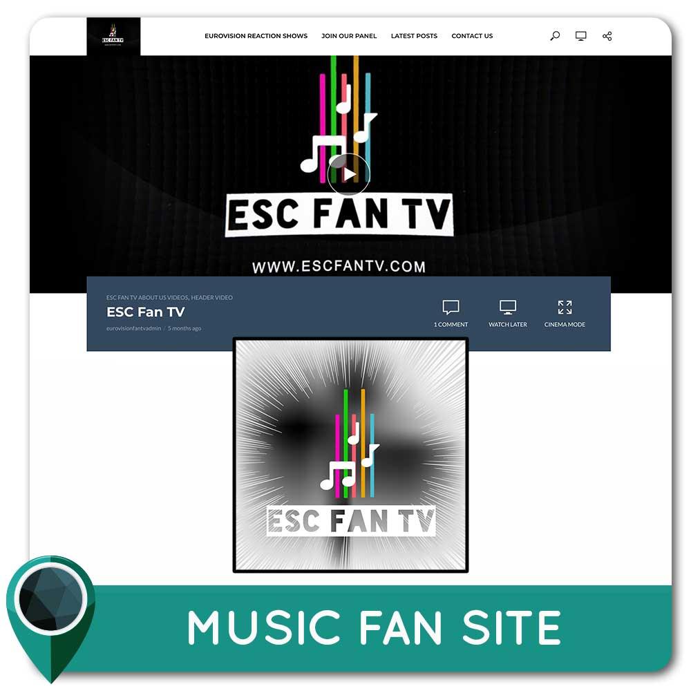 Eurovision Social Fan Site