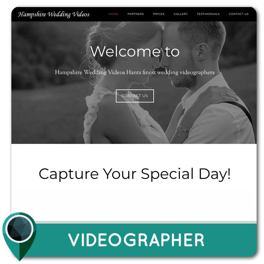 Videographer Portsmouth, Hampshire