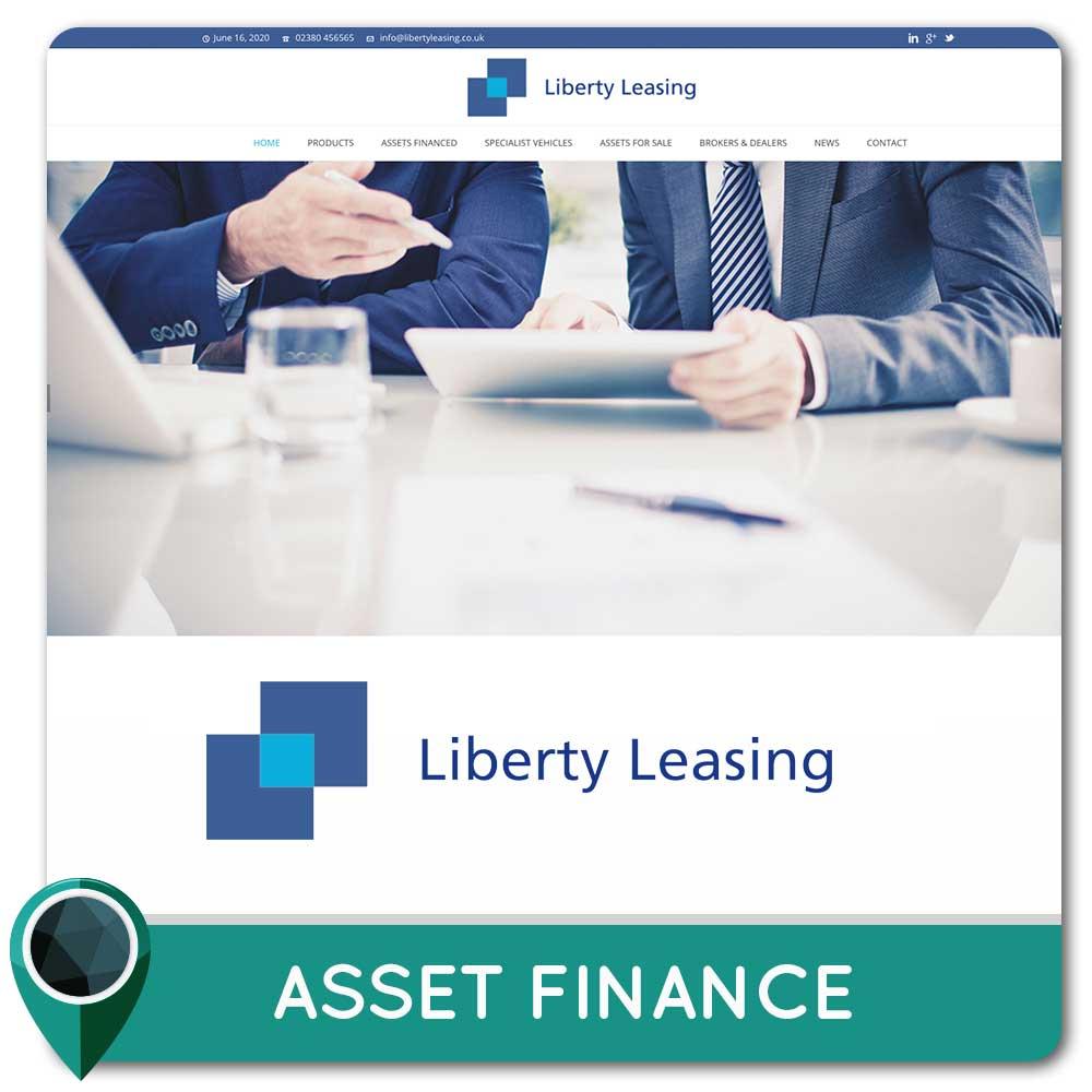 Asset Finance Company Hampshire