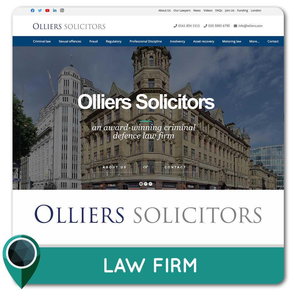 Criminal Defence Law Firm London & Manchester