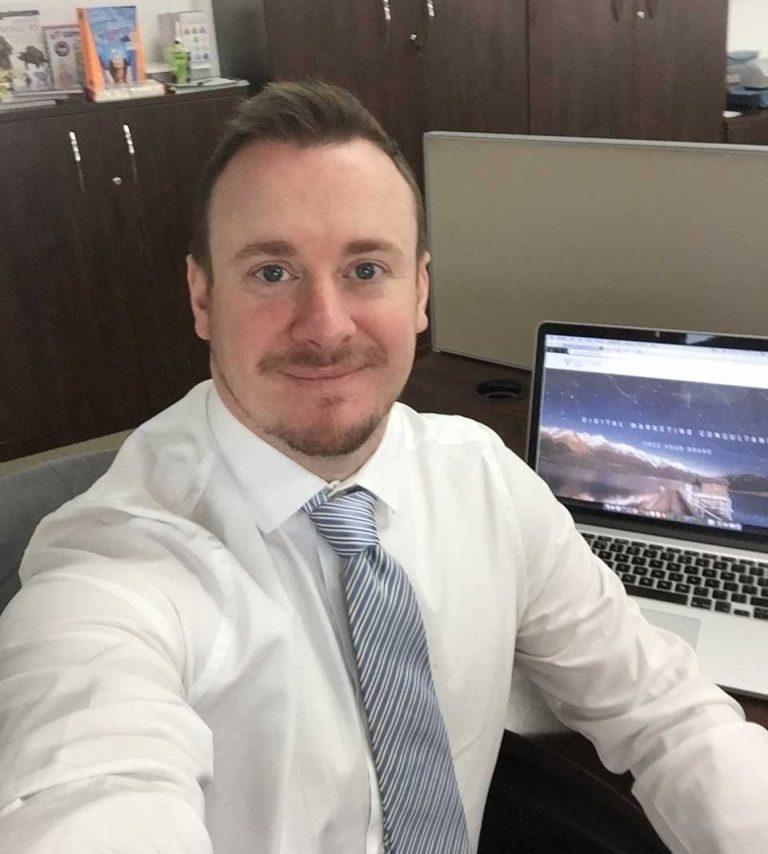 Sean Mullins Experienced SEO Consultant