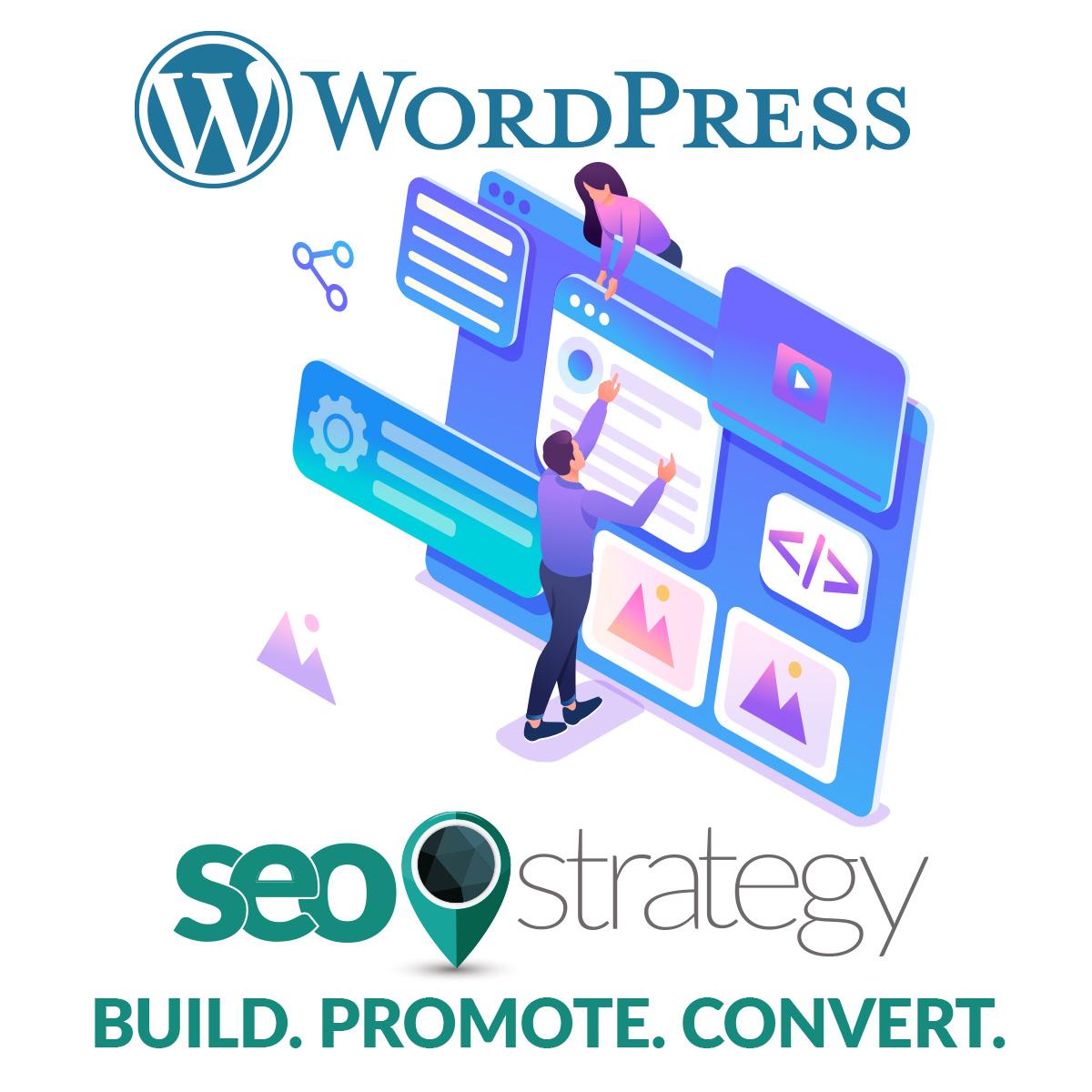 Specialist Wordpress SEO Web Design Agency
